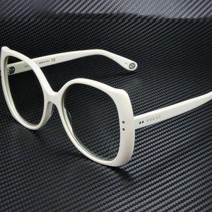 Gucci White 56mm Sunglasses